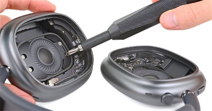 """Tras desmontar los AirPods Max los auriculares de Sony y Bose """"parecen juguetes"""""""