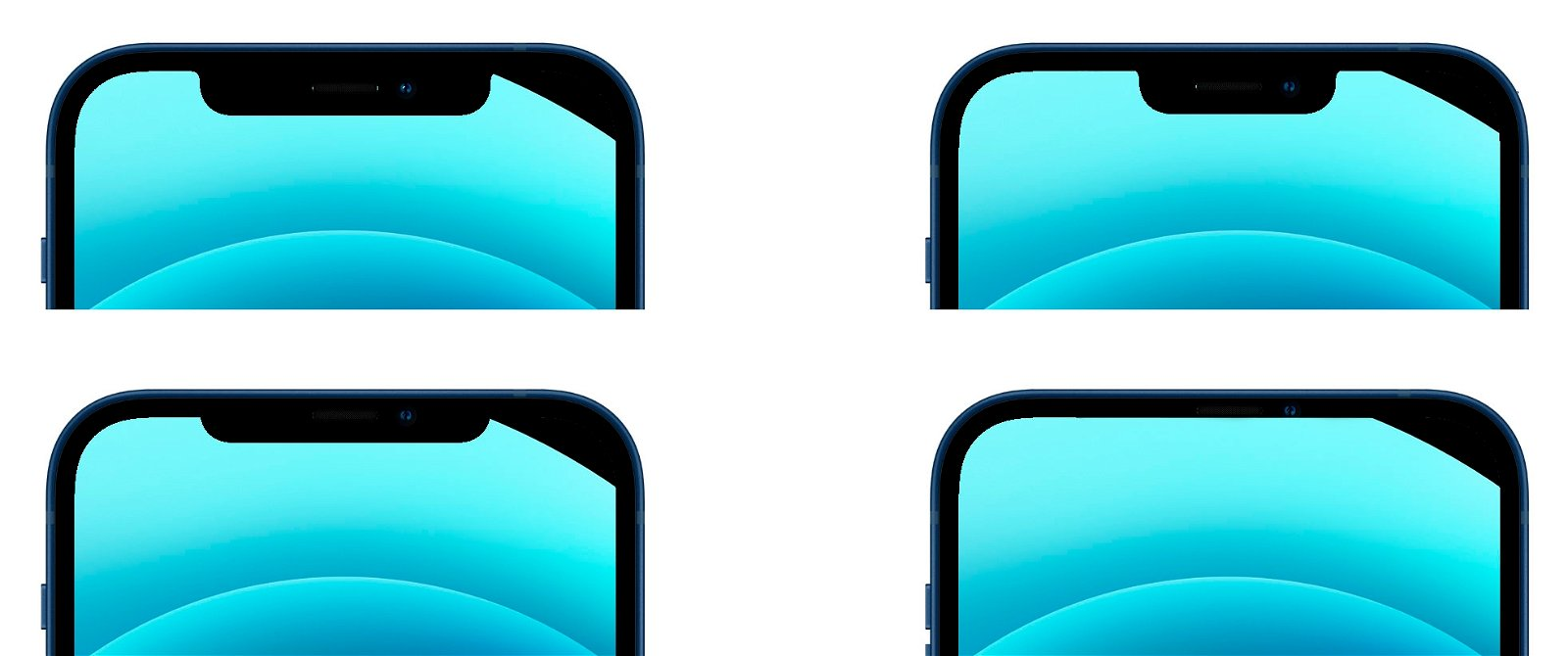posibles notch iPhone 13