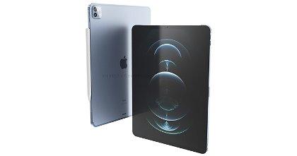Aparecen imágenes del diseño final del iPad Pro 2021 con alguna sorpresa