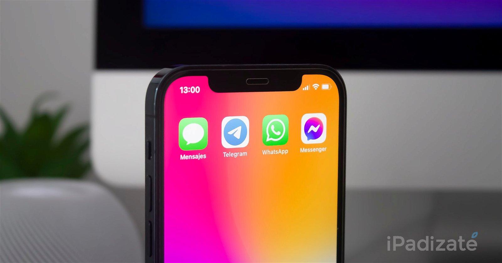 Aplicaciones en el iPhone