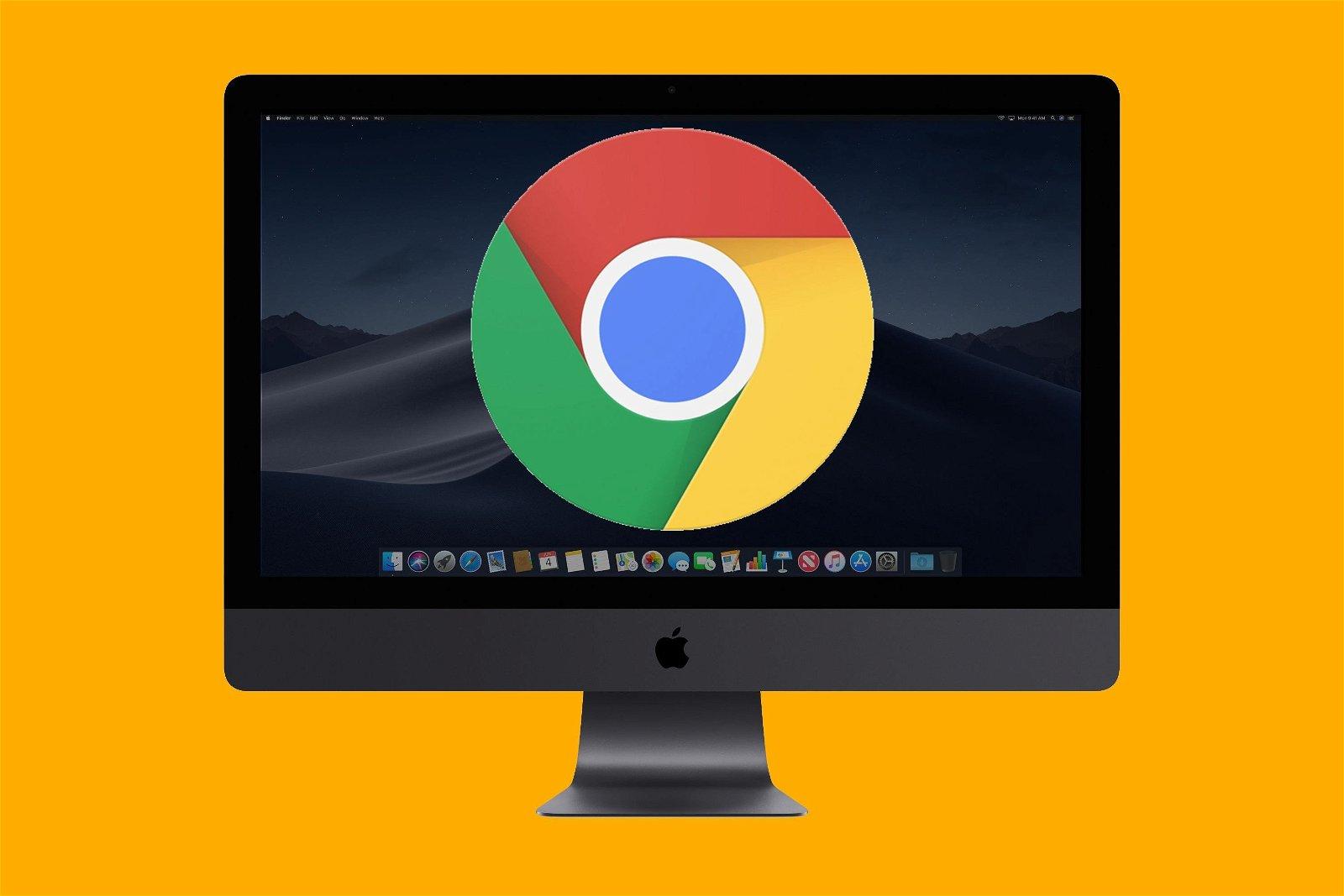 Chrome Mac
