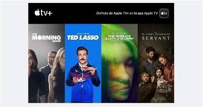Apple te devolverá el dinero de tu suscripción a Apple TV+ hasta junio