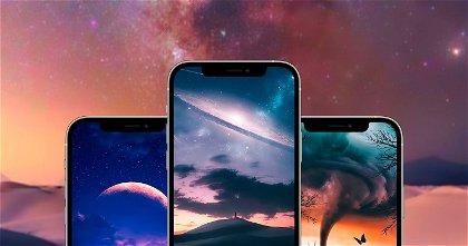 Estos fondos de pantalla de paisajes de fantasía para iPhone son geniales