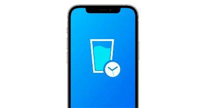 7 apps de iPhone para recordarte beber agua