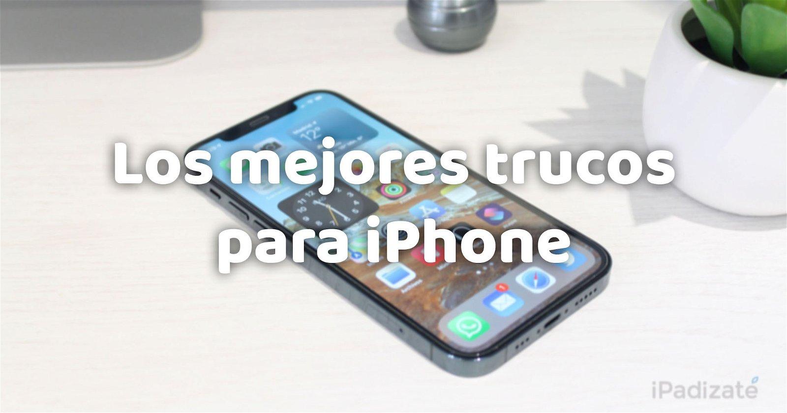 Tucos para iPhone