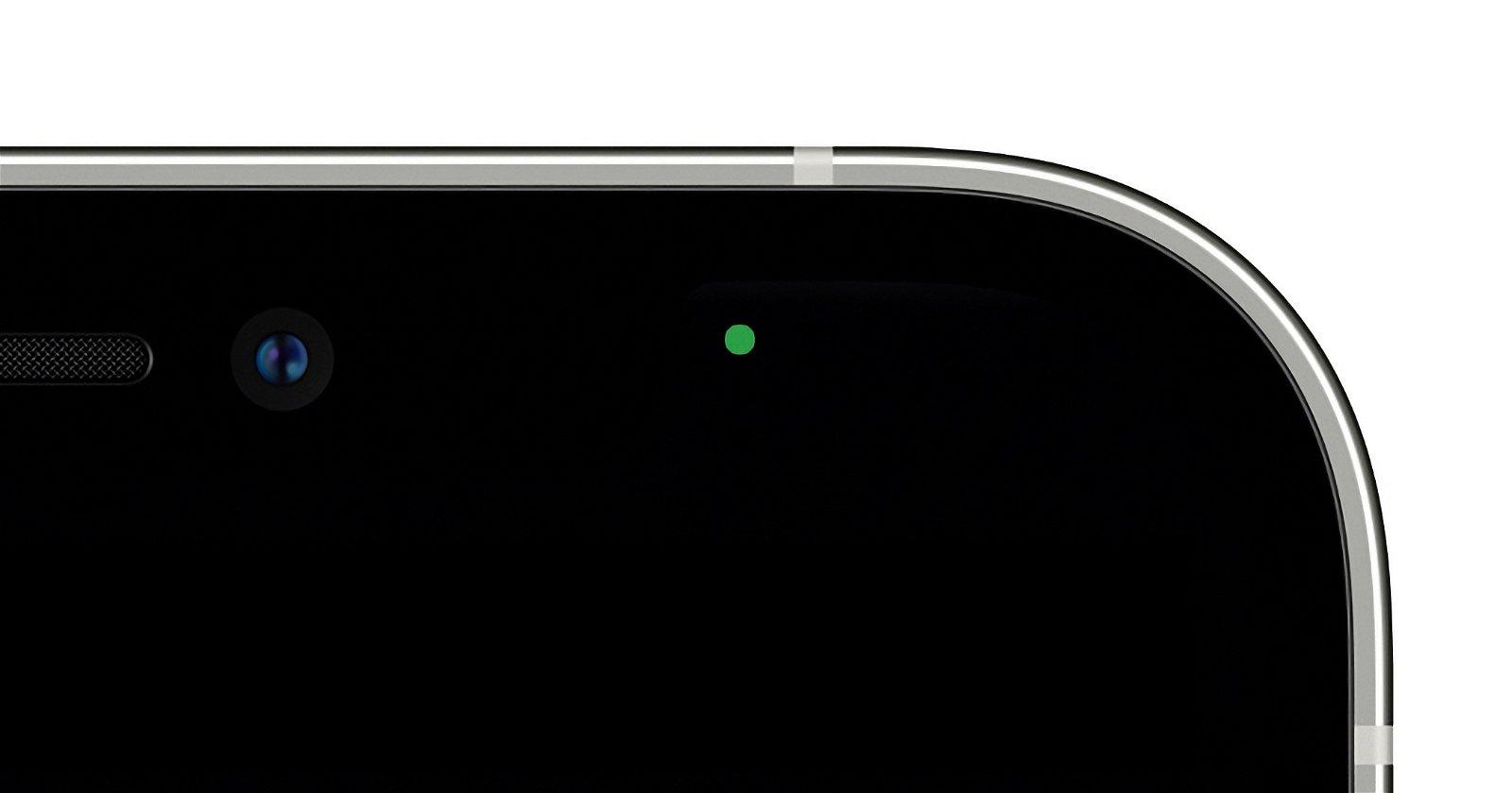 punto verde iPhone