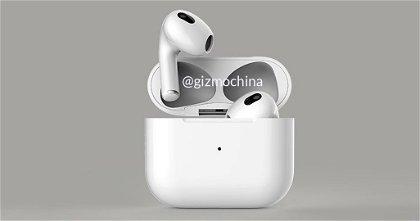 Así serán los nuevos AirPods 3 que Apple presentará muy pronto