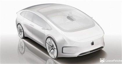 Estos conceptos de Apple Car mezclan coches reales con dispositivos de Apple