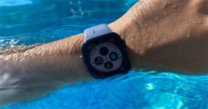 ¿Es el Apple Watch resistente al agua?