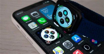 Cómo tener una esfera del Apple Watch como widget en el iPhone