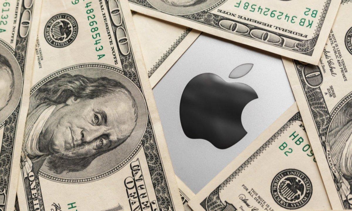 Ganancias Apple 2021