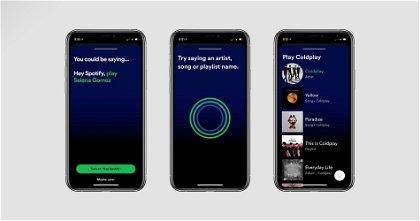 El asistente virtual de Spotify llega al iPhone