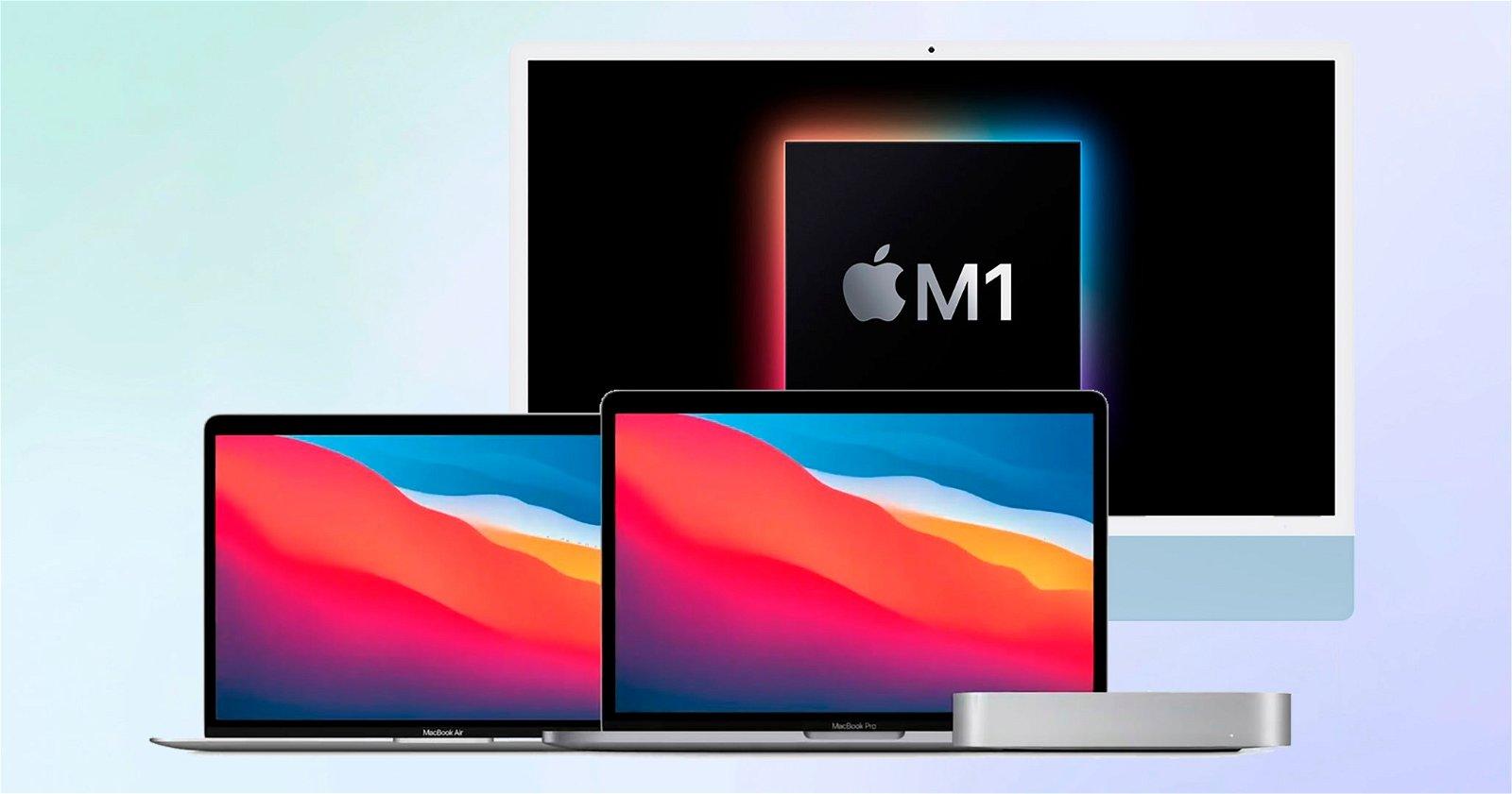 Mac con M1