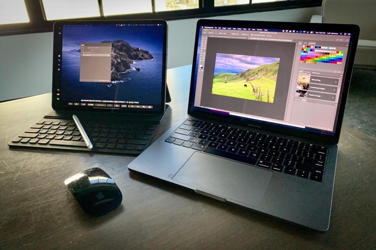 Mac y iPad 2021