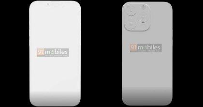 Se filtran imágenes 3D del iPhone 13 Pro confirmando rumores