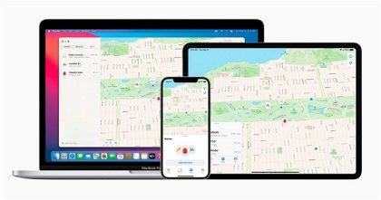 Apple anuncia la red Buscar, localiza tus cosas desde la app del iPhone