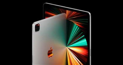 El iPad Pro M1 es un 50% más potente que el anterior modelo