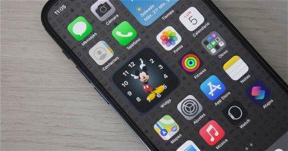 Como tener la esfera de Mickey Mouse del Apple Watch en el iPhone