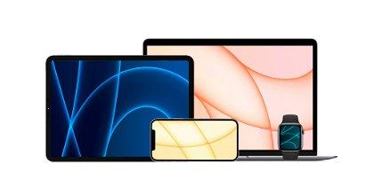 Descarga los wallpapers de los iMac 2021, con modo claro y oscuro