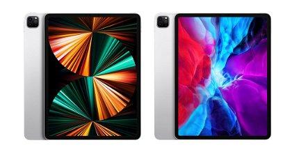 iPad Pro 2021 vs iPad Pro 2020, ¿qué ha cambiado?