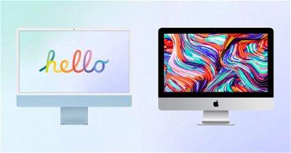 Comparativa: iMac 2021 con M1 vs iMac 2020 con Intel