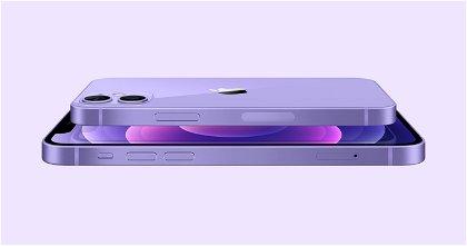 El nuevo iPhone 12 púrpura ya está en oferta