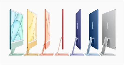 Los iMac con M1 son hasta un 124% más rápidos que los anteriores modelos con Intel