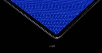 Primeros problemas con la pantalla XDR del nuevo iPad Pro