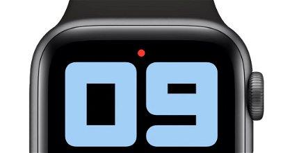 Cómo desactivar el punto rojo del Apple Watch