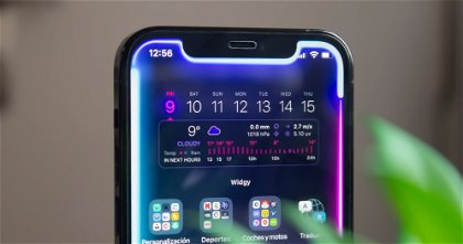 El widget neon del tiempo que tienes que usar en tu iPhone