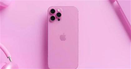 ¿Veremos un iPhone 13 en color rosa?