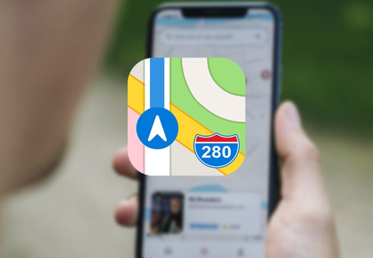 Como encontrar la latitud y la longitud en Apple Maps-1