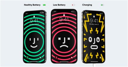 Este fondo de pantalla de iPhone hará que nunca te quedes sin batería