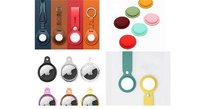 Los mejores accesorios para los AirTag de Apple