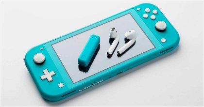 Cómo conectar los AirPods a la Nintendo Switch