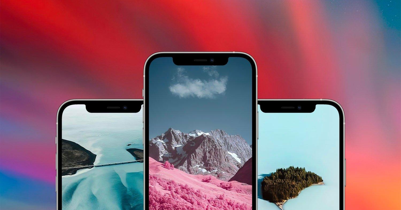 Efecto parallax en el fondo de pantalla del iPhone