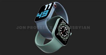 Las correas actuales podrían no ser compatibles con el Apple Watch series 7