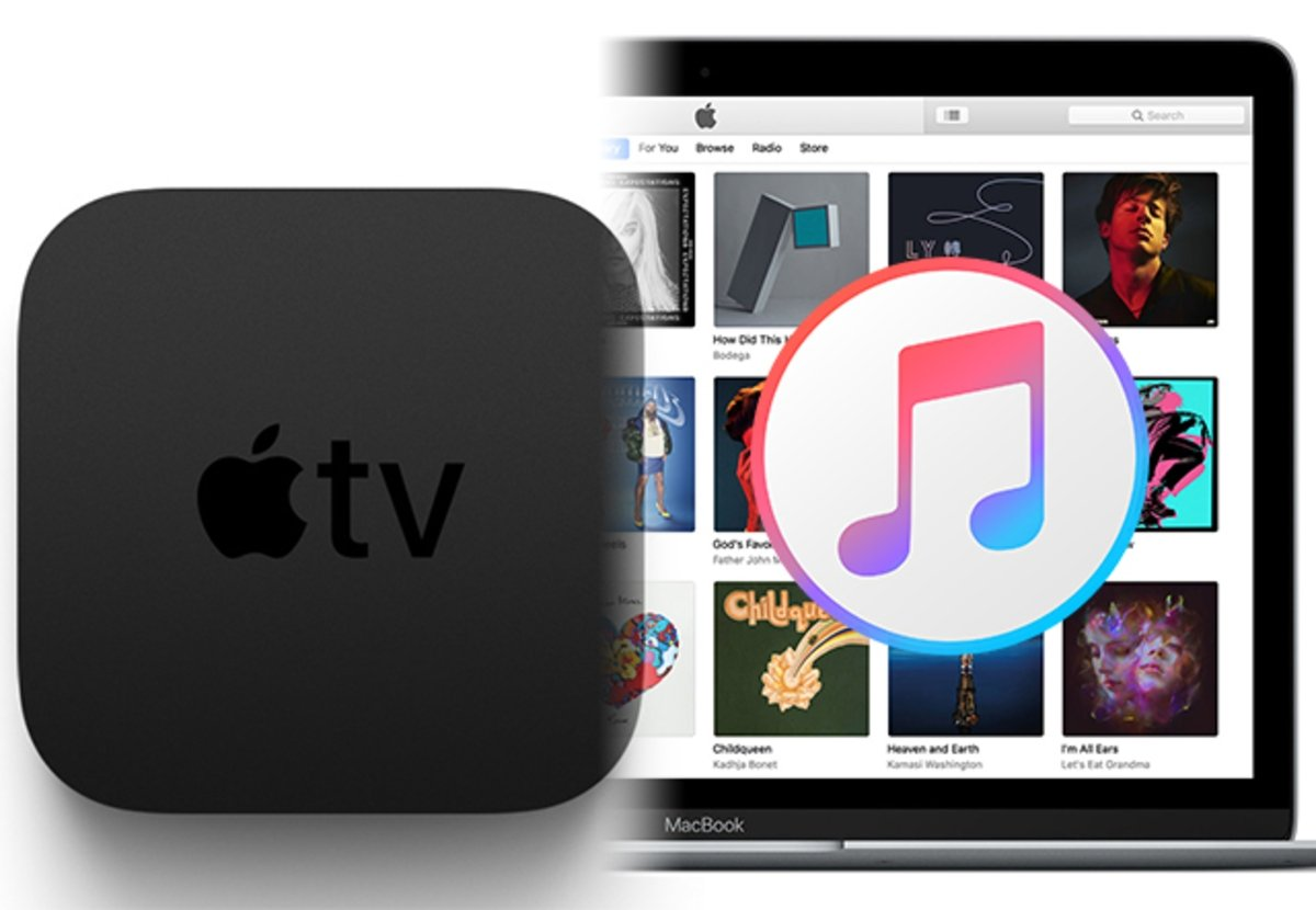 Como restablecer tu Apple TV a traves de iTunes