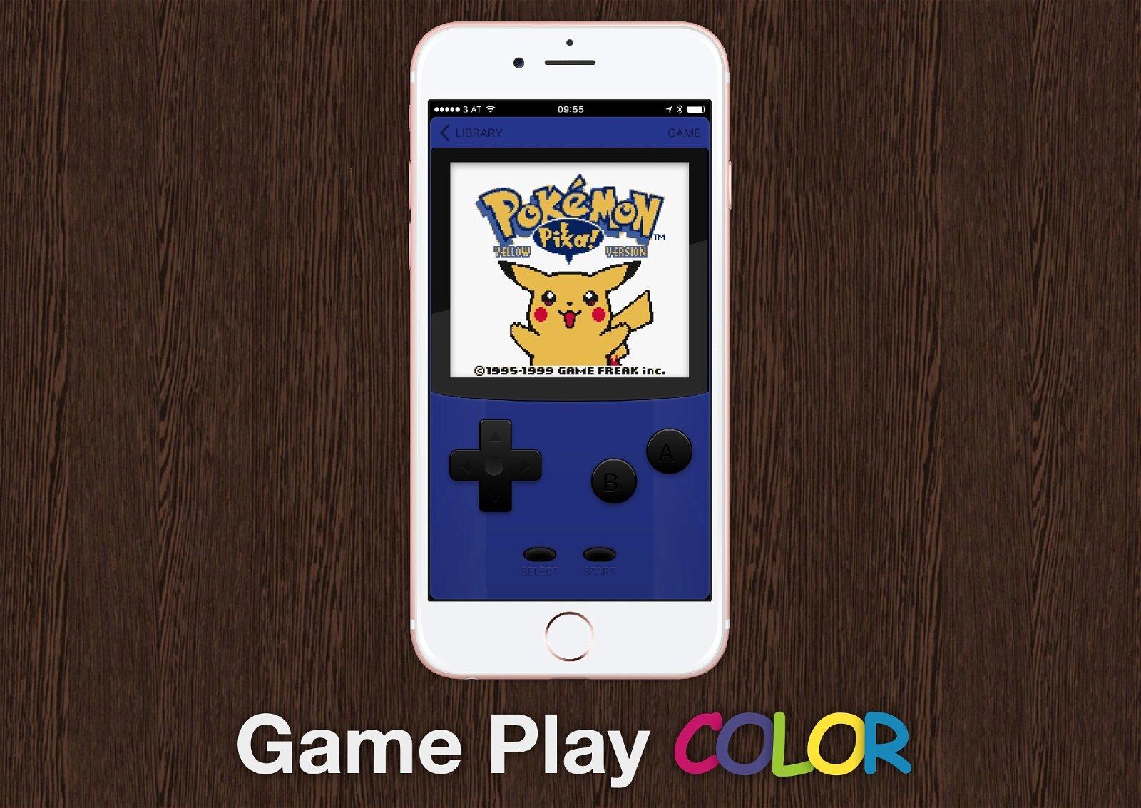 Emulador Game Play