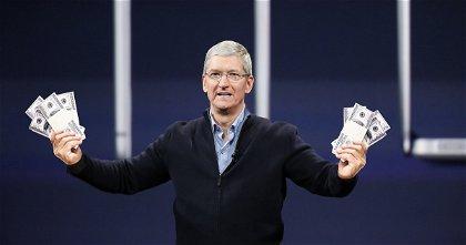 Apple paga bien: Tim Cook es el 8º CEO que más gana en EEUU