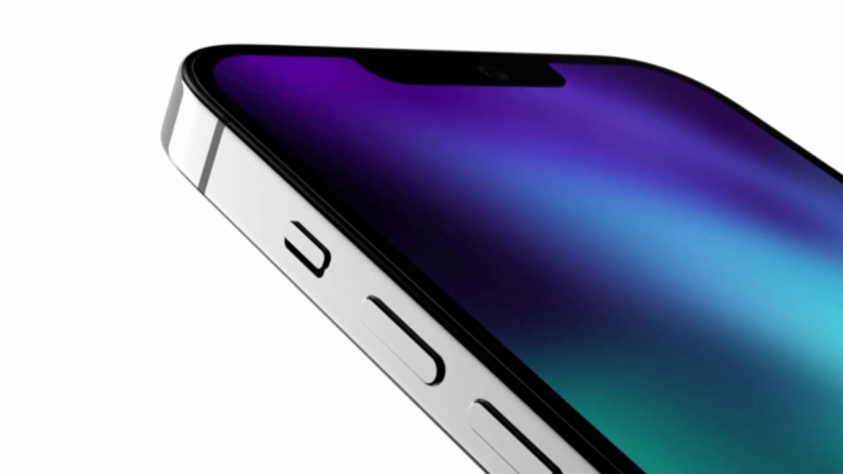 Concepto del iPhone 13 Pro