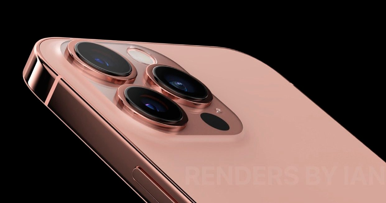 iPhone 13 Pro cámaras