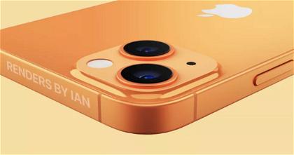 Nuevas imágenes muestran el iPhone 13 con nuevo diseño y nuevo color