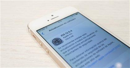 Apple lanza una actualización de iOS 12 para los iPhone más antiguos
