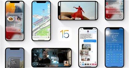 Todos los iPhone compatibles con iOS 15