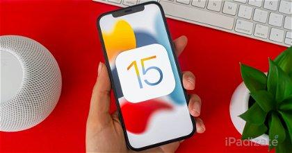 iOS 15: lista de problemas y errores encontrados
