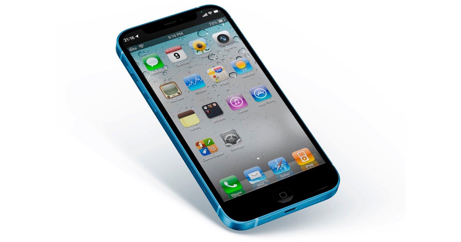ios 4 en iPhone 12