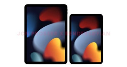 El nuevo iPad mini aprovechará al máximo su frontal con una pantalla aún mayor