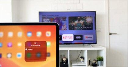 Cómo duplicar la pantalla de mi iPhone y iPad en la TV