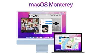 La sexta beta de macOS Monterey ya está disponible